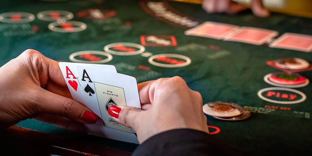 игра в техасский покер