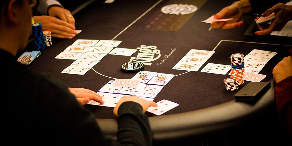 игра в китайский покер